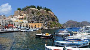 Città e borghi di Lipari