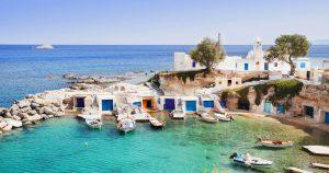 Città e borghi di Milos
