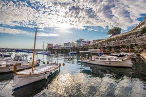 Città e borghi di Minorca