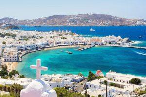 Città e borghi di Paros