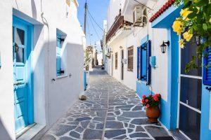 Come muoversi a Naxos