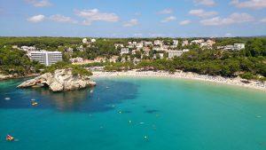Le spiagge di Minorca