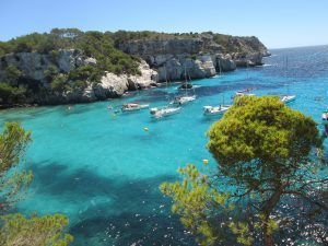 Paesaggi naturali di Minorca