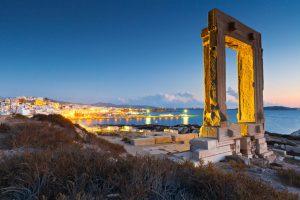 Patrimonio artistico e culturale di Naxos