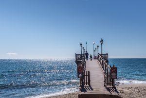 Pontile di Marbella