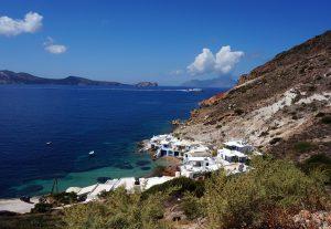 Siti culturali di Milos