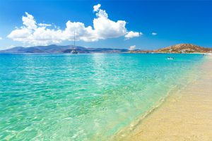 Spiagge di Naxos