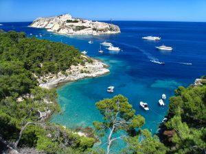Spiagge e cale delle Isole Tremiti