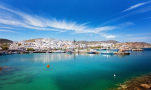 Storia di Paros
