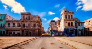 Strade e piazze di Cuba