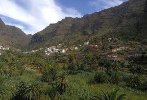 Villaggi e borghi di La Gomera