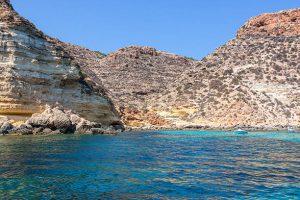 Spiagge di Linosa