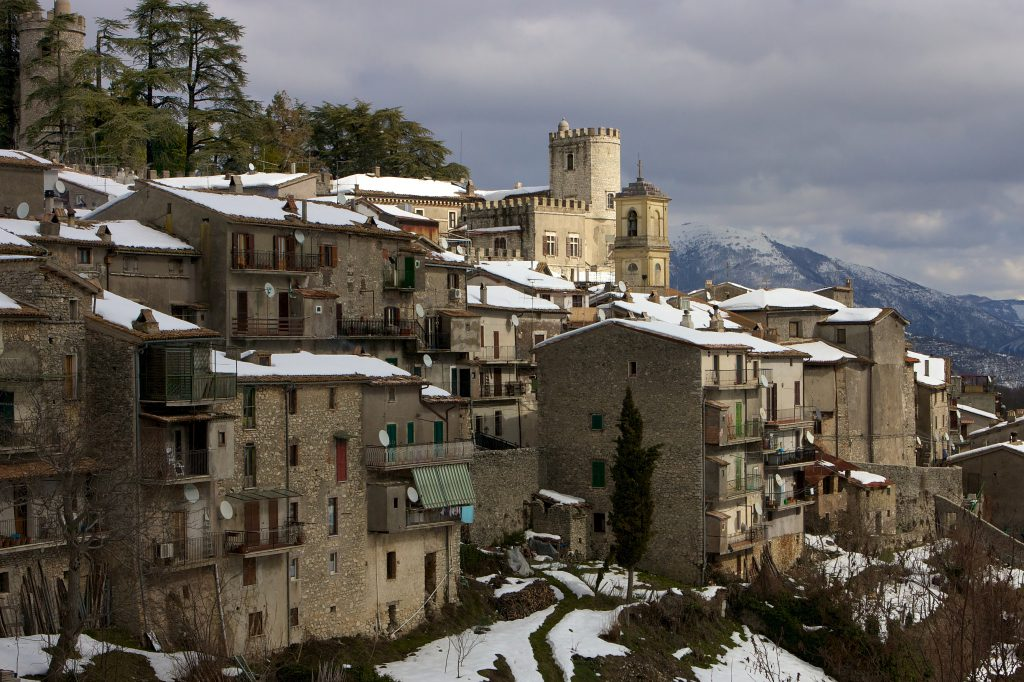 Orvinio Borgo