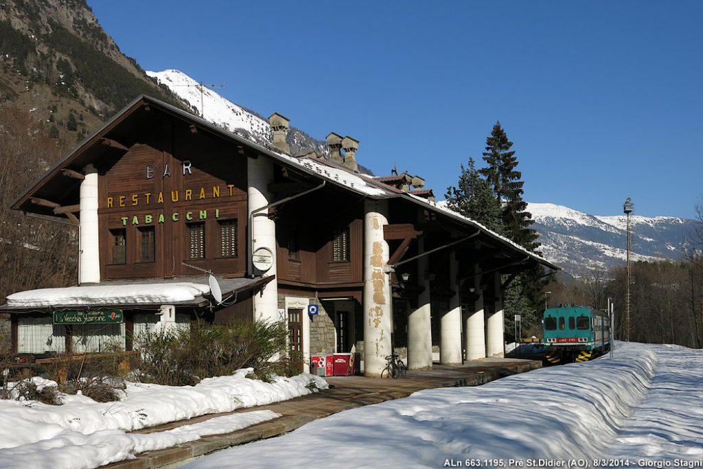 Stazione Terme Pre Saint Didier