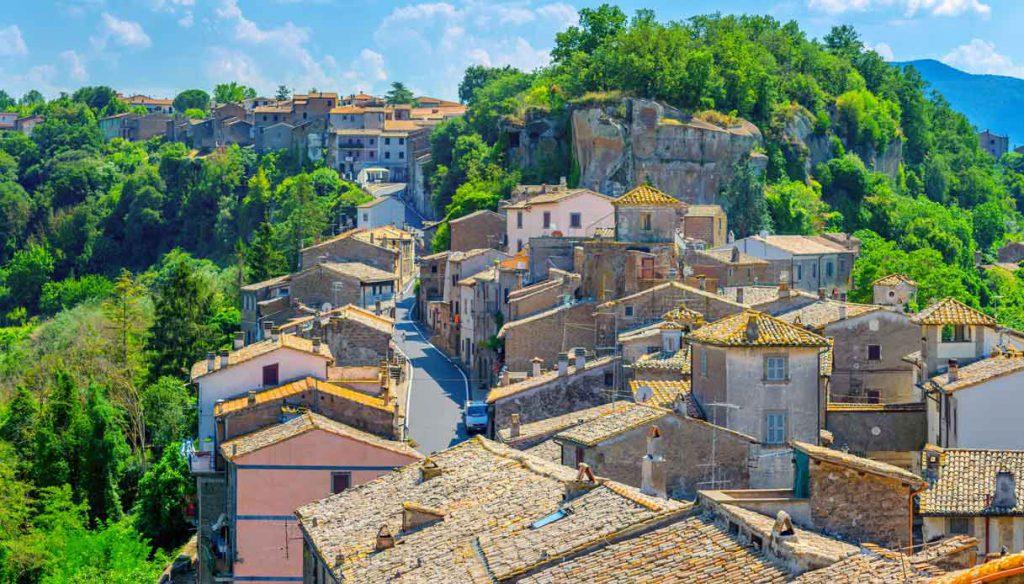 Bomarzo Borgo