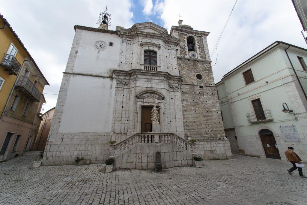 Frosolone Chiesa