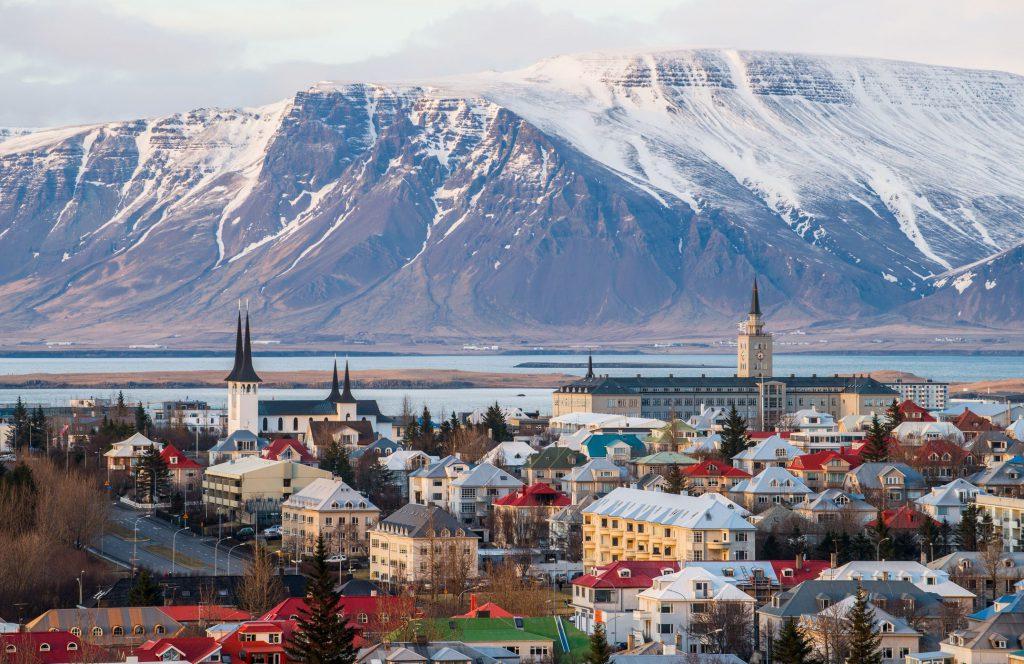 Reykjavik Capitale